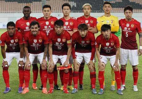 Juara, Guangzhou Ukir Rekor Baru Di Tiongkok
