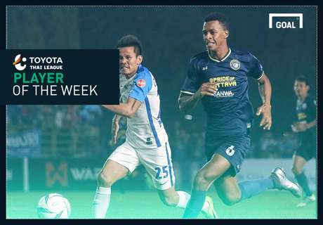 Toyota Thai League Player of the Week 2 : เวลลิงตัน พริโอรี
