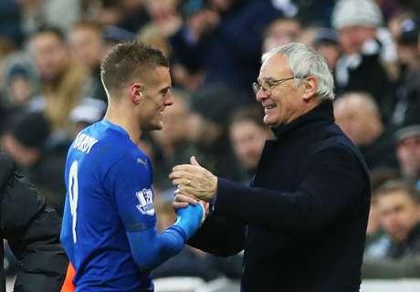 Vardy + Ranieri = Éxito