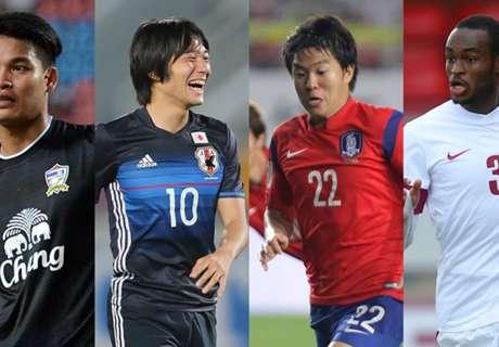 RANK IT UP: 10 สตาร์แจ้งเกิด AFC U-23 2016