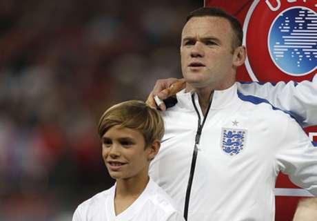 England bangt um Rooney-Einsatz