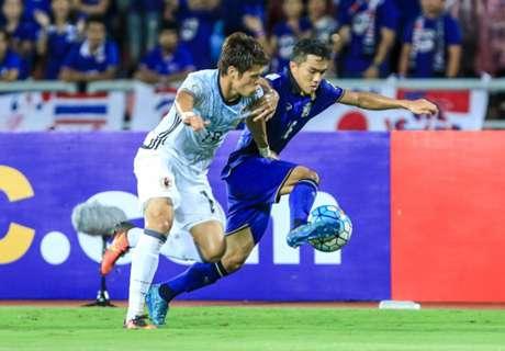 REVIEW : Jepang Bungkam Thailand