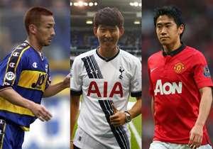 พบกับทำเนียบนักเตะสัญชาติเอเชียที่มีค่าตัวสูงสุดตลอดกาลจากการรวบรวมของเว็บไซต์ Football Channel Asia