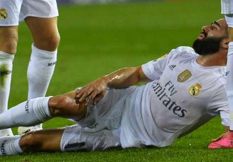 พัก 3 สัปดาห์! การ์บาฆาลเจ็บข้อเท้าถอนทัพทีมชาติสเปน