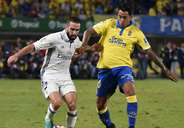 Sergio Araujo VS Real Madrid