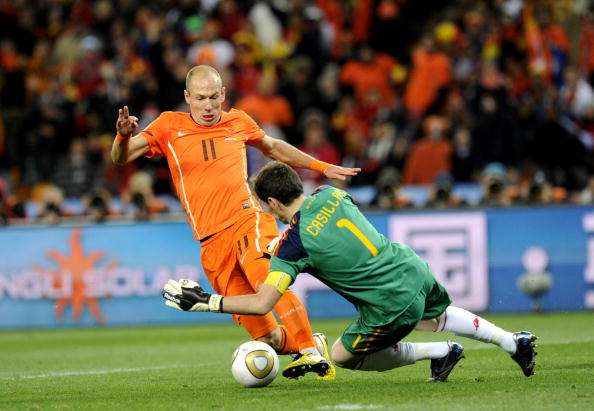 Robben: That 2010 miss will haunt me forever
