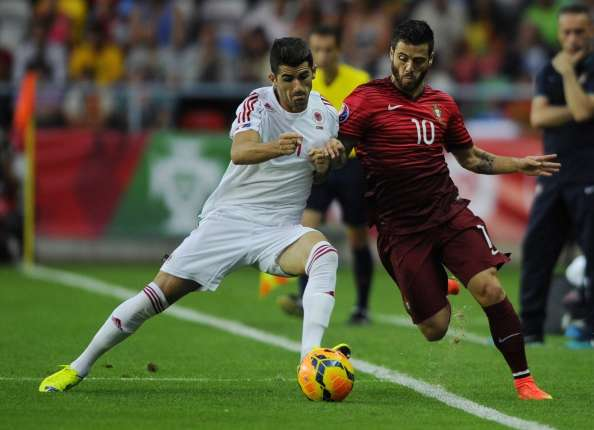 Portugal 0-1 Albania: Seleccao stunned by Balaj beauty