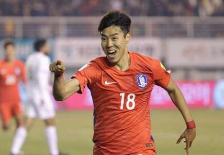 เพอร์เฟคต์!เกาหลีใต้เฉือนเลบานอน1-0คว้าชัย7นัดรวด+ไม่เสียประตู
