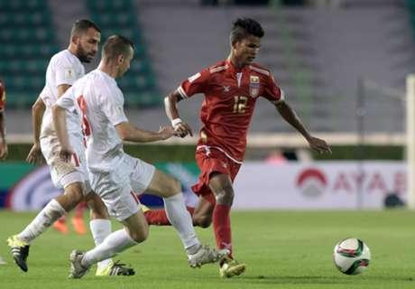 เลบานอนบุกทุบเมียนมาร์ถึงสนามศุภฯ 2-0