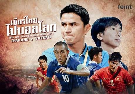 ฟุตบอลโลกรอบคัดเลือก: ไทย - เวียดนาม