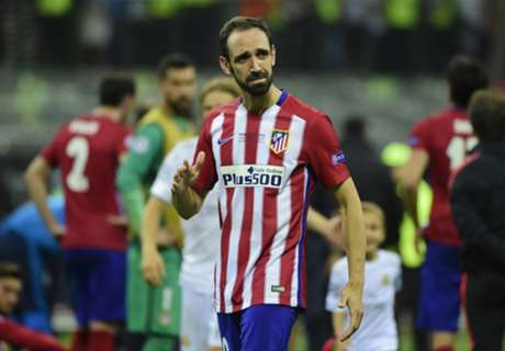 Juanfran hails Griezmann stay