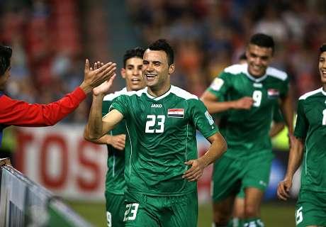 อิรักพรวด 3 อันดับฟีฟ่าแรงกิ้ง อิหร่านรั้งเบอร์หนึ่งเอเชียต่อ