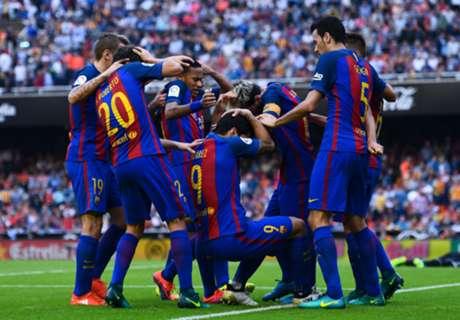 Barcelona stapt naar CAS