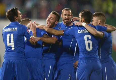 Eder Selamatkan Italia