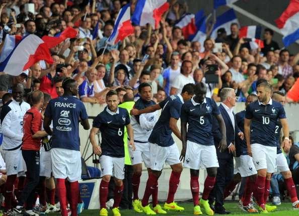 Frankreich feierte gegen Jamaika ein hochverdientes 8:0