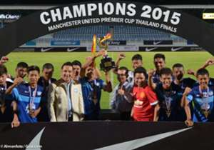 ฟุตบอลแมนเชสเตอร์ ยูไนเต็ด พรีเมียร์คัพ 2015 รอบสุดท้ายประเทศไทย เลกสอง ชลบุรี เอฟซี เปิดสนามไล่เจ๊า บางกอกกล๊าส เอฟซี 2-2 คว้าแชมป์ได้สำเร็จและได้สิทธิ์เป็นตัวแทนประเทศไทยไปชิงแชมป์รอบอาเซียนต่อไปในเดือนมิถุนายน