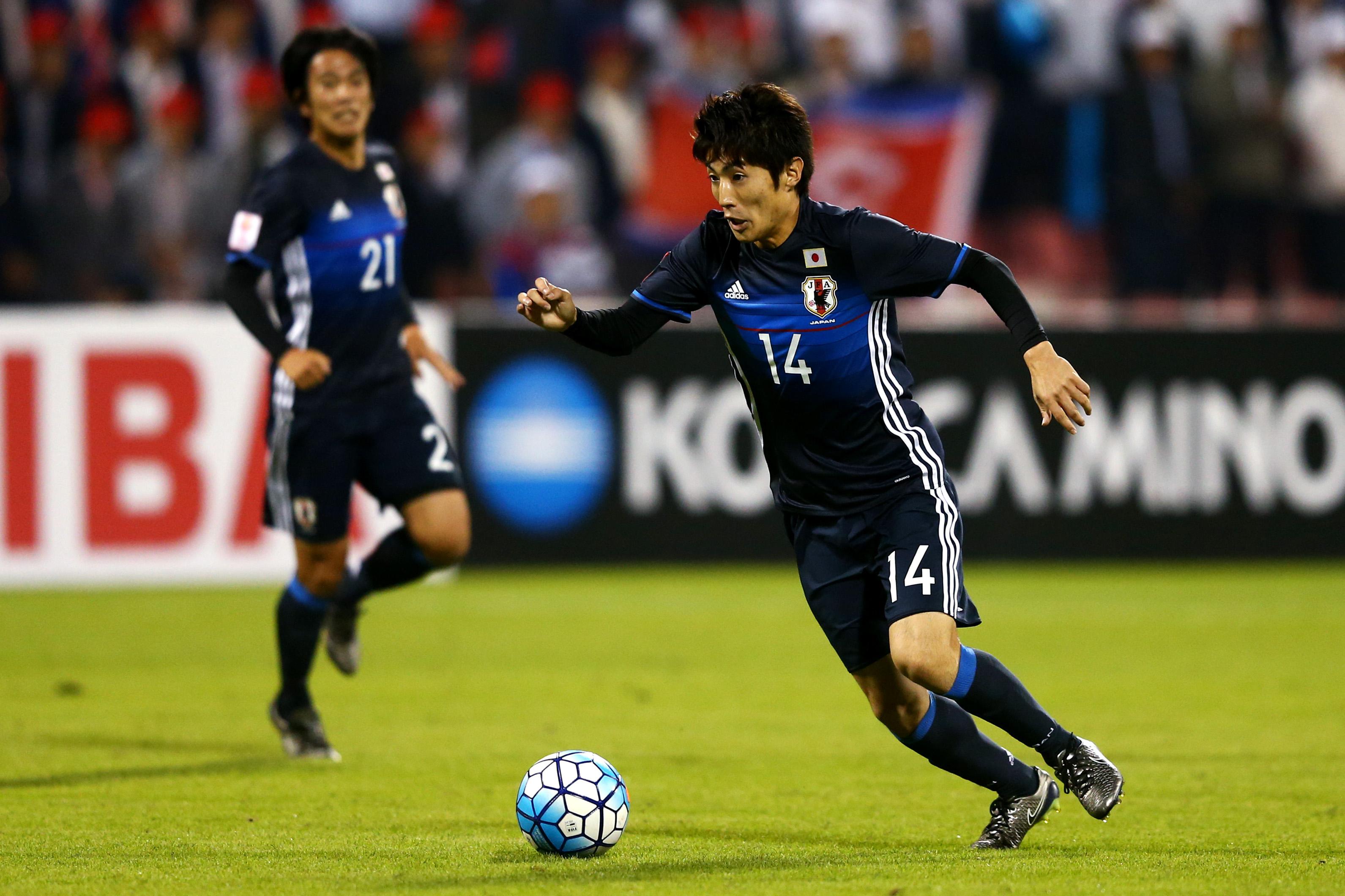 ทีมชาติญี่ปุ่น