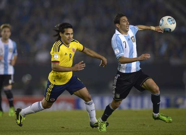 Real Madrid consider €60 million Di Maria sale to fund Falcao