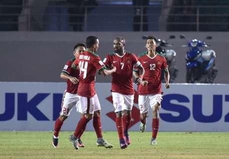 Indonesia Menang Tipis Atas Vietnam