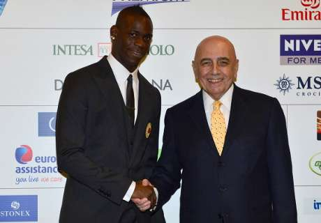 Galliani: Balotelli Sudah Dewasa
