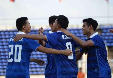 LIVE! AFF U-19 : ไทย - กัมพูชา