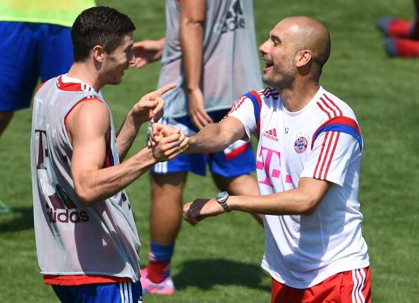 Eto'o, Henry, Ibrahimovic, Mandzukic - will Guardiola get the best out of Lewandowski?
