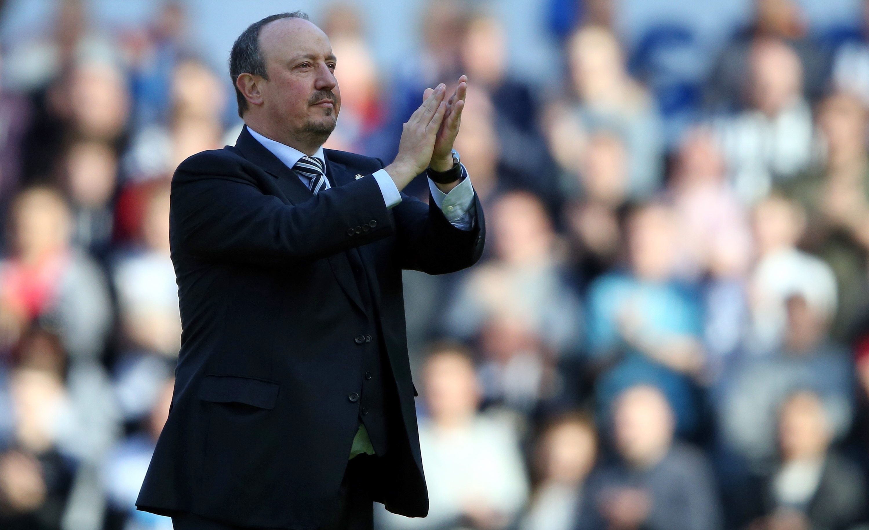 Rafael Benitez, Newcastle United