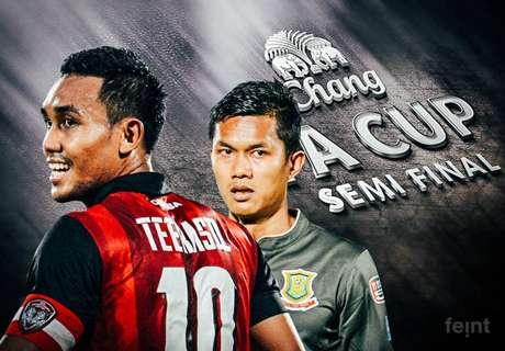 Preview Chang FA Cup : เมืองทอง ยูไนเต็ด - อาร์มี่ ยูไนเต็ด