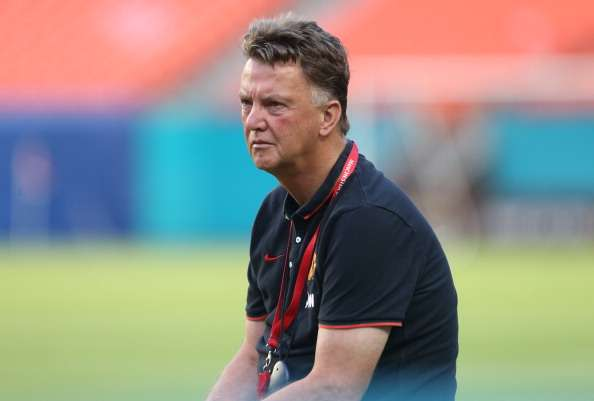 Van Gaal's self-belief just what Man United needs this season