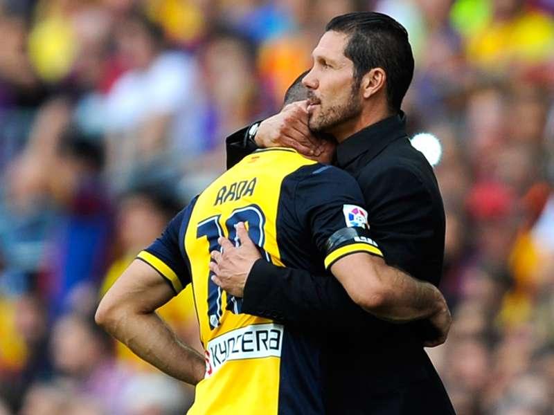 """Arda Turan: """"Diego Simeone es el mejor entrenador del mundo"""""""
