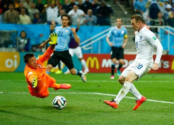 Uruguay vs. Inggris