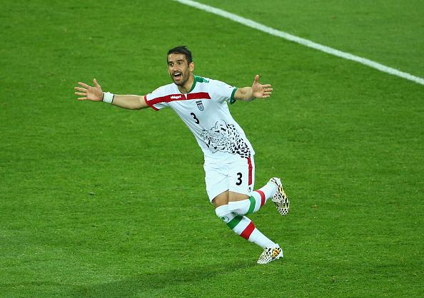 Ehsan Hajsafi - Iran