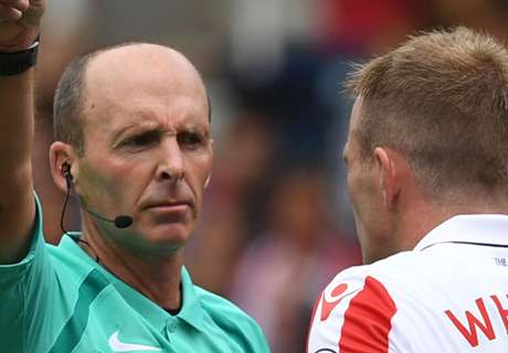 Referee Mike Dean demoted