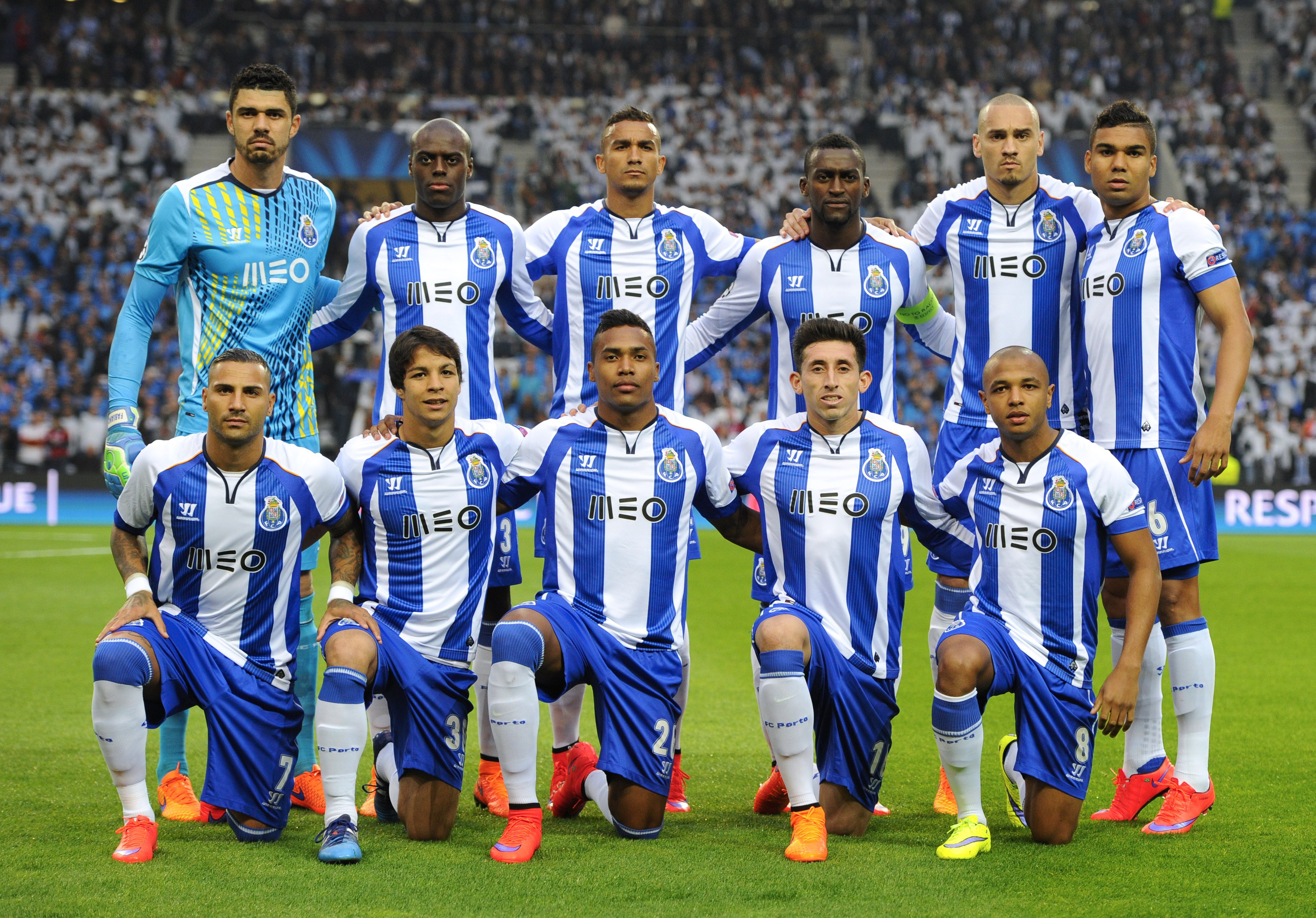 porto fc table