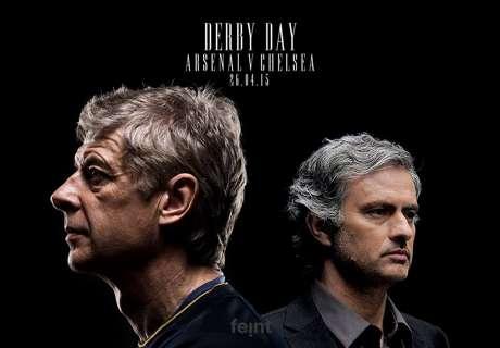 Wenger contre Mourinho, la guerre des mots