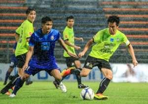 การท่าเรือ - ทีมชาติไทย U19
