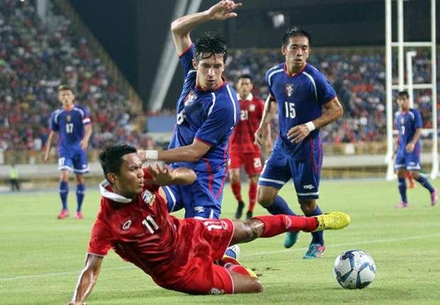 ไฮไลท์ ทีมชาติไทย - ทีมชาติไต้หวัน
