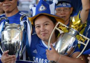 Chelsea in Thailand - Day 1
