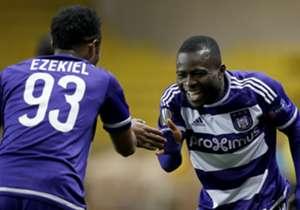Frank Acheampong, Anderlecht