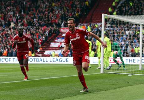 Ascendió Middlesbrough