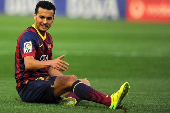 Pedro: I don't know if I'll stay at Barca