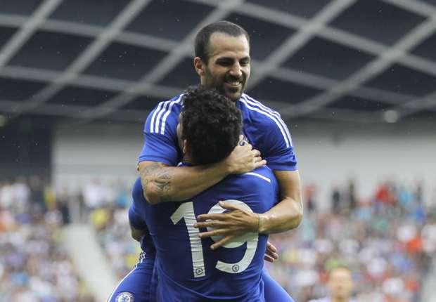 Premier League: El Chelsea no falla y el Manchester United sonríe