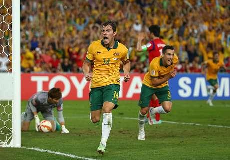 Sweet redemption for Socceroos