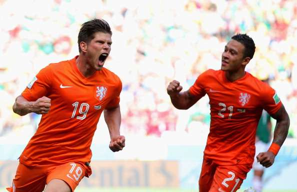 Erzielte den Siegtreffer: Klaas Jan Huntelaar