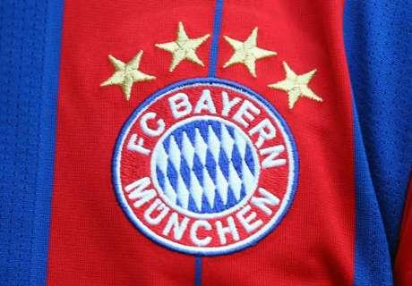 München: FC Bayern mit Trauerflor