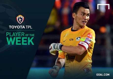 Toyota TPL Player of the Week 30 : สินทวีชัย หทัยรัตนกุล