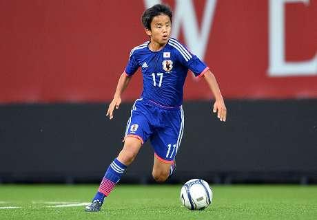 'Messi Jepang' Jadi Pemain Termuda Di J.League