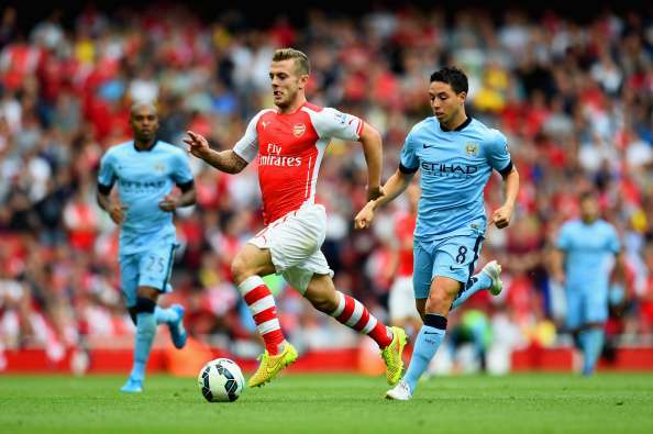 Arsenal 2-2 Manchester City: Intercambio de golpes en el Emirates