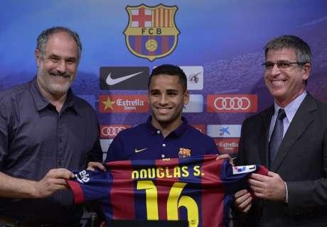 El Barça no querría fichar en Sudamerica