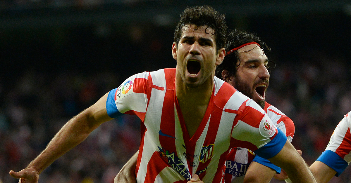 Diego Costa - Atletico Madrid